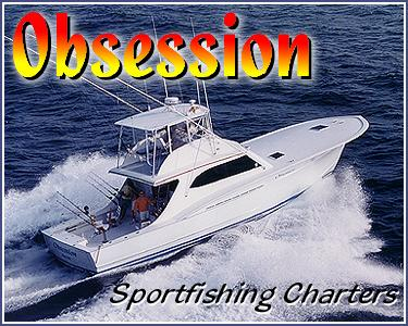 Obsession Fishing Charters Outer Banks
