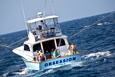 Captain Jeff Ross Obsession Charters Outer Banks North Carolina